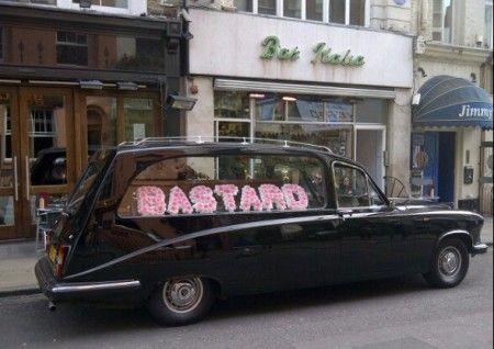 Bastard Funeral